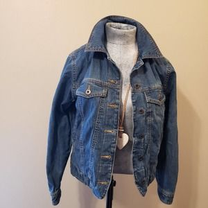 L.L. Bean LL Bean women's blue Jean Denim Jacket S